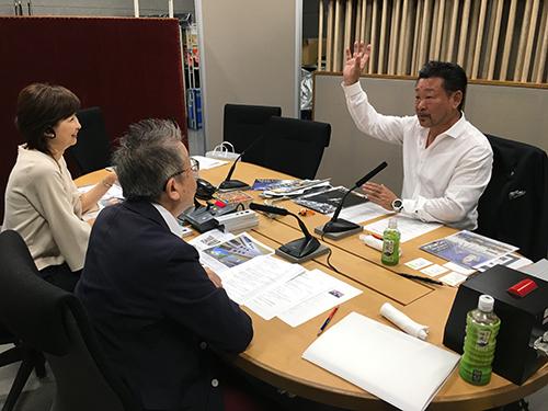MBSラジオ 「日本一明るい経済電波新聞」に出演させていただきました。