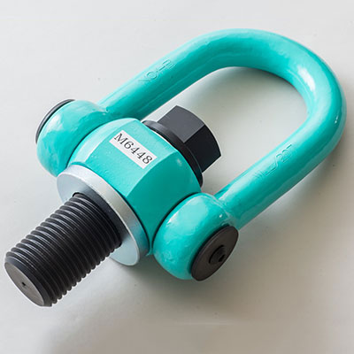 浪速鉄工株式会社製自在形アイボルト・回転アイボルトの特徴