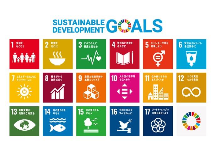 浪速鉄工株式会社は、SDGsの理念や目標に賛同し、SDGsの達成のために、金属製品製造企業として貢献し、あらゆる活動を行っていくことを宣言します。